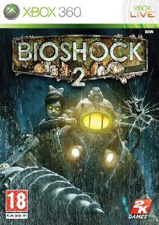 BioShock 2 Box Art