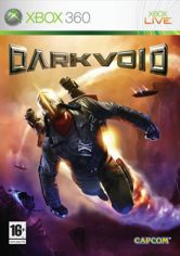 Dark Void Box Art