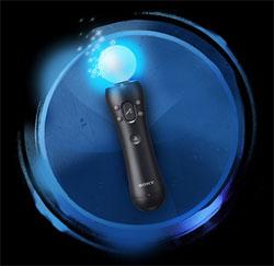 Беспроводной Playstation Move